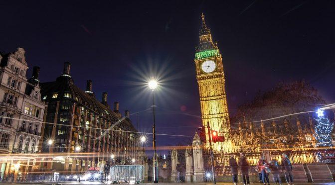 Et si on faisait un tour à Londres pour voir «La tour Big Ben»?