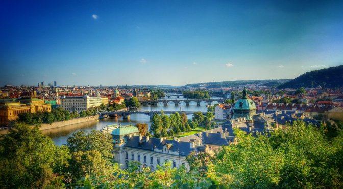 Prague : La plaque tournante des bâtiments baroques