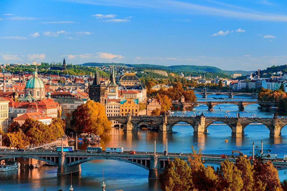 Voyage Prague